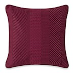 Collier Campbell Ziggurat Geo Embroidered Square Toss Pillow