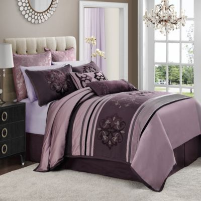 Jolie 4-Piece Queen Comforter Set