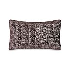 Jolie Decorative 24-Inch Oblong Toss Pillow in Purple