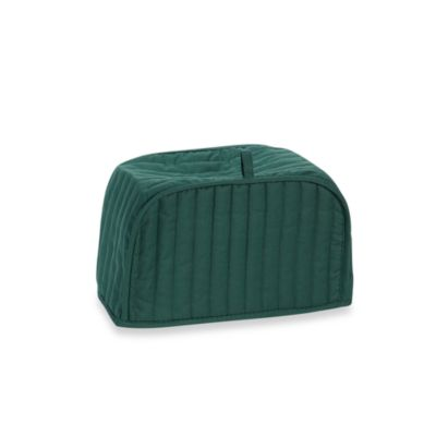 Green Two-Slice Toaster Cover