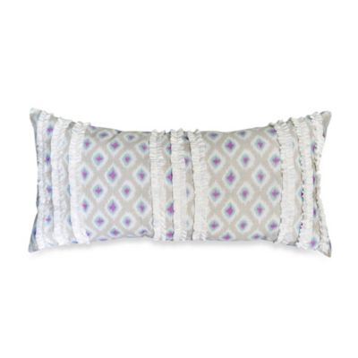 Dena™ Home French Lavender Oblong Toss Pillow