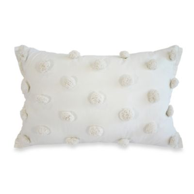 Dena™ Home Morning Dove Oblong Throw Pillow