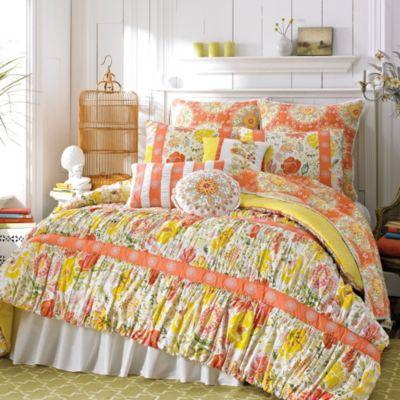 Dena™ Home Meadow Reversible Twin Comforter