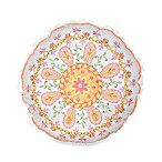 Dena™ Home Meadow Embroidered Round Toss Pillow