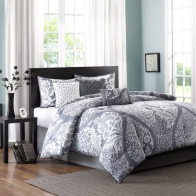 Vienna 7-Piece California King Comforter Set