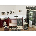 Sweet Jojo Designs Camo Crib Bedding Collection in Green