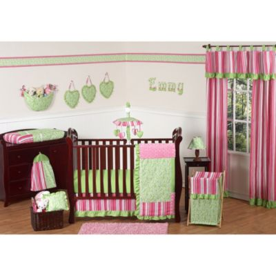 Sweet Jojo Designs Olivia 11-Piece Crib Bedding Set
