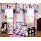 Sweet Jojo Designs Pretty Pony Toddler Bedding Collection