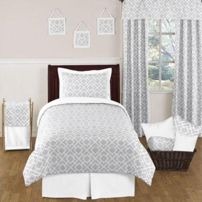 Sweet Jojo Designs Diamond Standard Pillow Sham