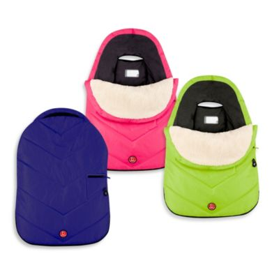 Kushies Blue Banana Urban Pod in Pink