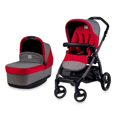 Peg Perego Book Pop-Up Stroller in Tulip