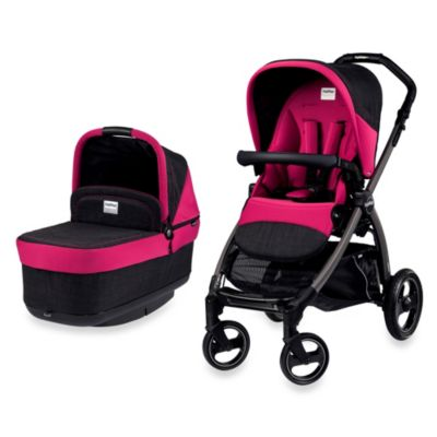 Peg Perego Book Pop-Up Stroller in Fleur