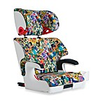 Clek Oobr™ Full Back Booster Car Seat in tokidoki© Travel