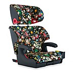 Clek Oobr™ Full Back Booster Car Seat in tokidoki© Rebel