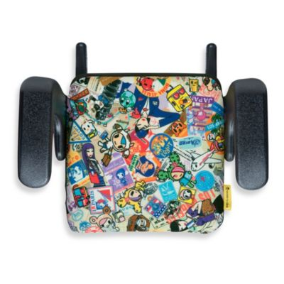 Clek Olli Booster Seat in tokidoki Travel