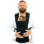 Beco Gemini Baby Carrier in Organic Metro Black