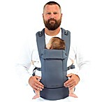 Beco Gemini Baby Carrier in Organic Grey
