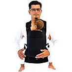 Beco Soliel Baby Carrier in Organic Metro Black
