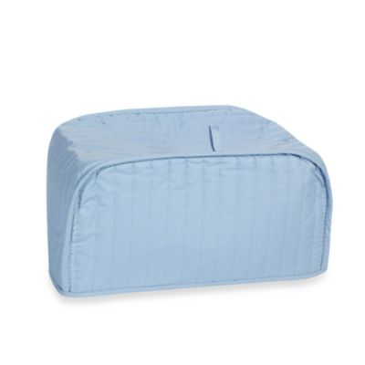 Light Blue Toaster Oven Cover