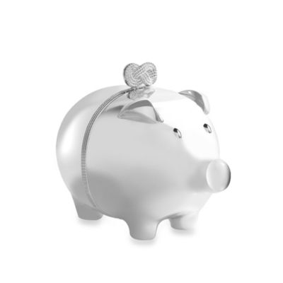 Vera Wang Wedgwood® Oh Baby! Piggy Bank
