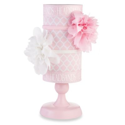 Mud Pie™ Headband Holder in Pink