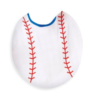 Mud Pie® Baseball Bib