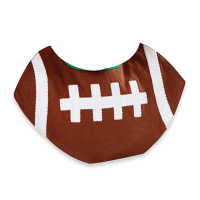 Mud Pie® Football Bib