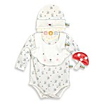Bunnies by the Bay 4-Piece Bear Cuddle Me Apparel Set
