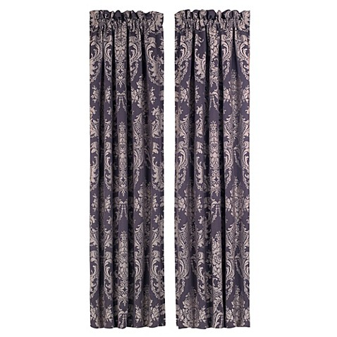 J. Queen New York™ Isabella Window Panel Pair