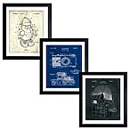 Blueprint Framed Wall Art