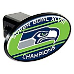 NFL Seattle Seahawks Super Bowl XLVIII Champions Trailer Hitch Cover