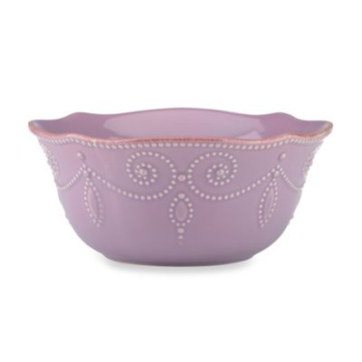 French Perle All Purpose Bowl in Violet