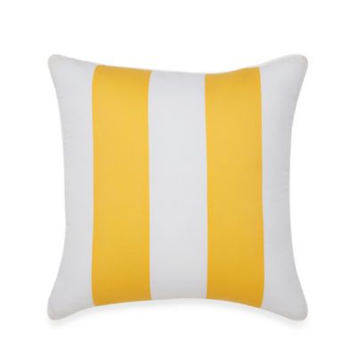Jill Rosenwald Hampton Links 20-Inch Square Throw Pillow