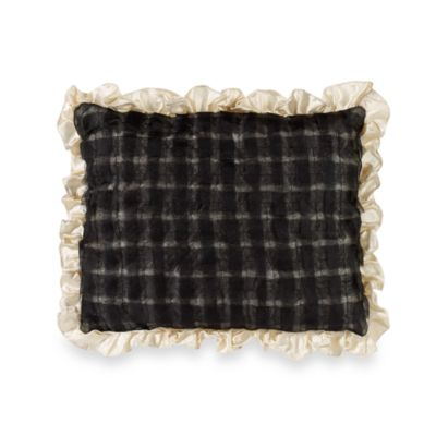 Bolero Black Breakfast Pillow