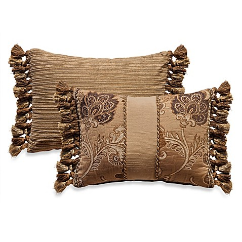 Rosetree Mont Royal Breakfast Oblong Toss Pillow