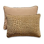 Rosetree Mont Royal Woven Animal Print Oblong Toss Pillow
