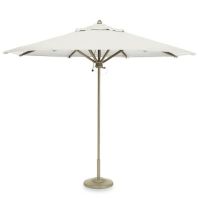 Brown Jordan 9-Foot Octagon Patio Umbrella in Morro