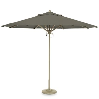 Brown Jordan 9-Foot Octagon Patio Umbrella in Camden