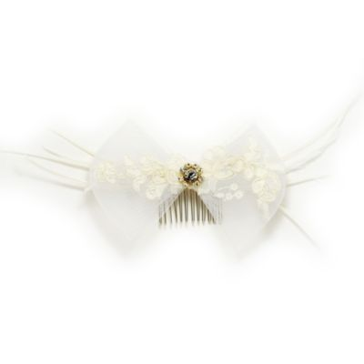 Bloom Bazaar Vanessa Silk Hair Comb