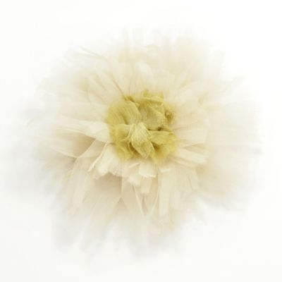 Bloom Bazaar Daisy Silk Hair Clip