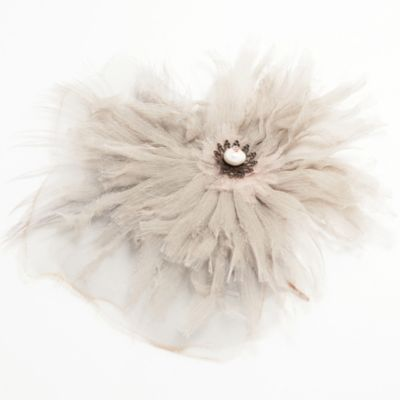 Bloom Bazaar Lucy Silk Hair Clip