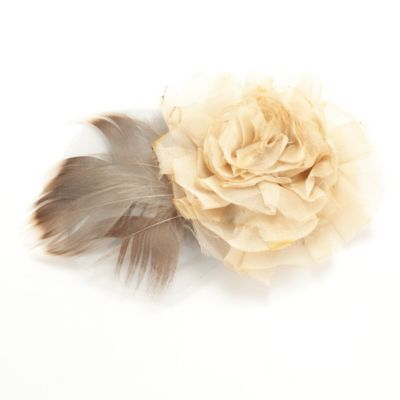 Bloom Bazaar Jacqueline Silk Hair Comb