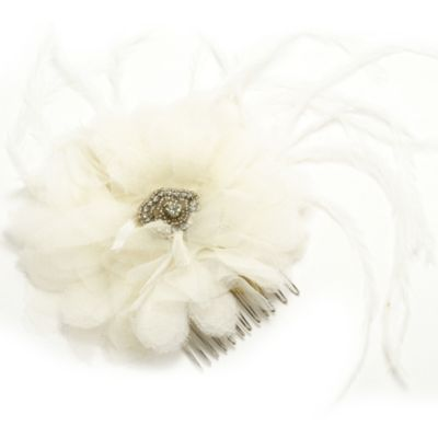 Bloom Bazaar Lyndsay Silk Hair Comb