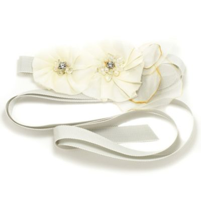 Bloom Bazaar Coco Silk Headband