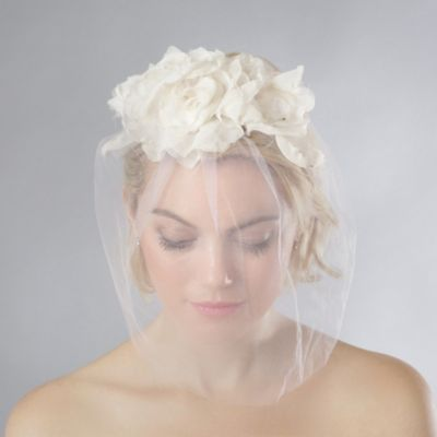 Bloom Bazaar Rosamond Blusher Veil