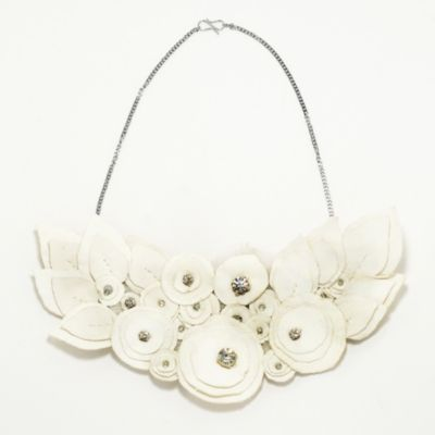 Bloom Bazaar Gayle Leather Necklace