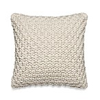Kenneth Cole Reaction Home Mineral Basketweave Square Toss Pillow