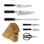 Shun Classic 7-piece Knife Block Set
