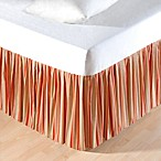 Rossa Stripes King Bed Skirt