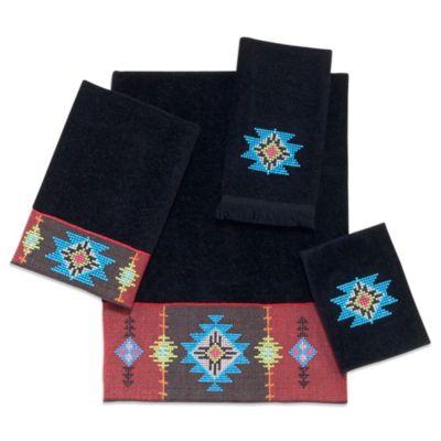 Avanti Indian Beads Fingertip Towel